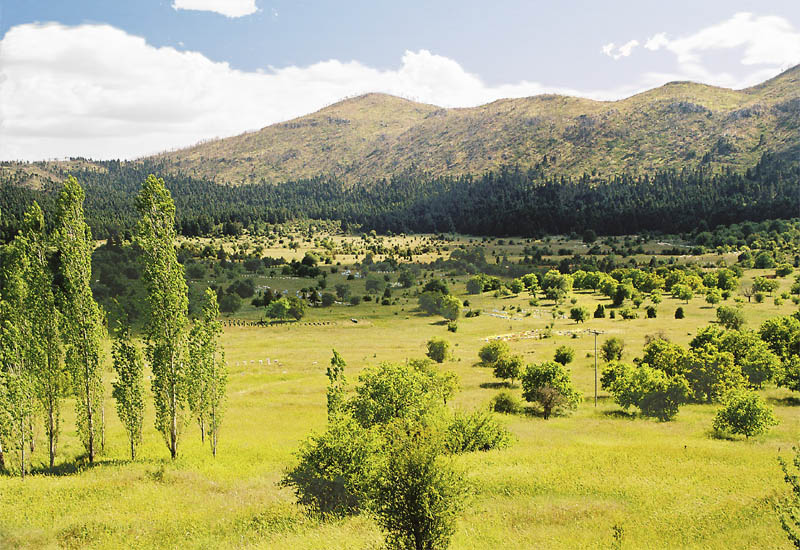 Arkadische Landschaft (Quelle: Wikipedia)