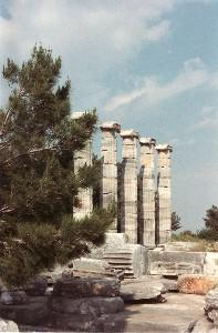 Ionien: Priene am Maiandros
