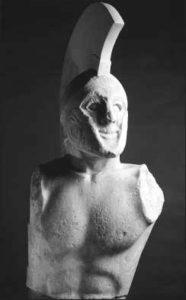sog. Torso des Leonidas, Beginn des 5. Jh.