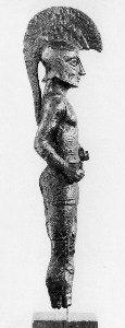 Lakonischer Bronzehoplit, 3. Viertel des 6. Jh., Fundort Messenien