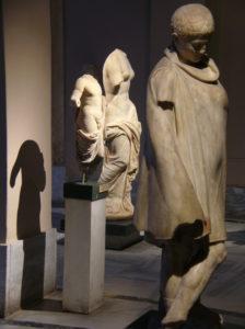 im Archäologischen Museum Istanbul